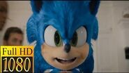 Sonic the Hedgehog Movie Waking Up Sonic