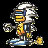 StH2 Silver Sonic concept