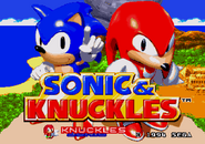 S&K Title Screen 3