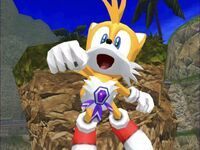 SADX Tails Story Complete