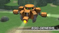 STH2006 SN Egg-Genesis