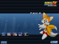 Sadx tails 1024