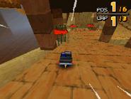 Sandy Drifts DS 21