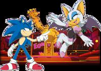 Sonic Channel 2021 08