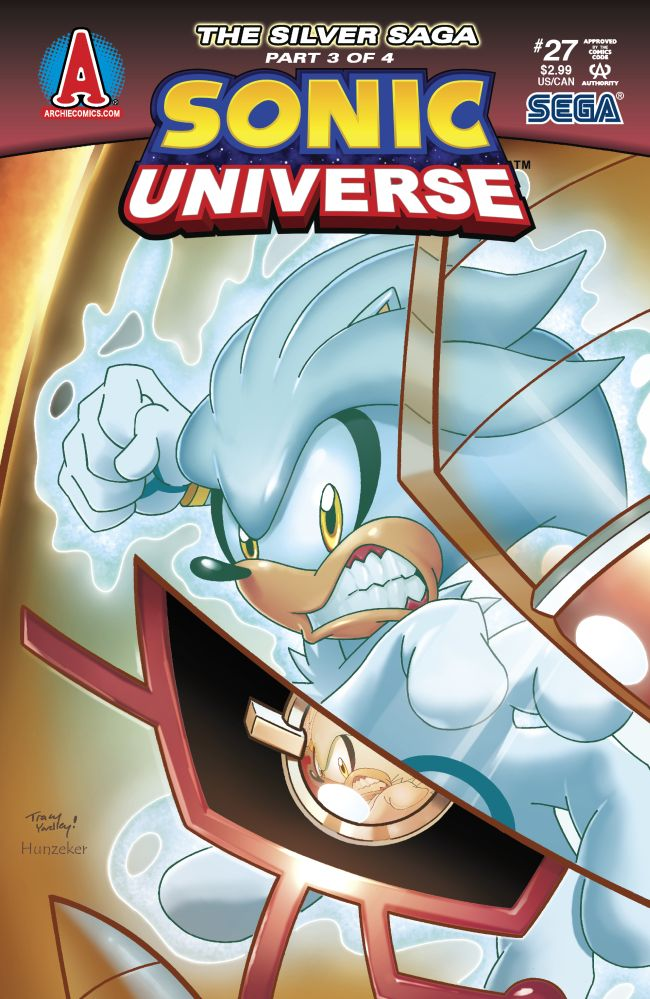 Sonic Universe Issue 27