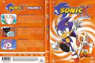 Sonic X AUS DVD 3