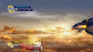 Super Sonic en el Tornado