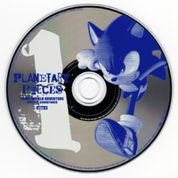 Planetary Pieces disc 1