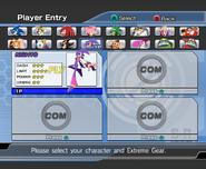 Riders Character Select 12