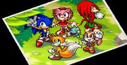Sonic Advance 3 foto