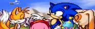 Sonic Advance 3 prending