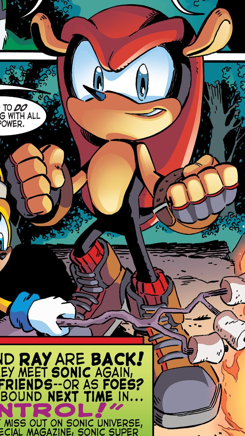 Броненосец Майти (Archie)