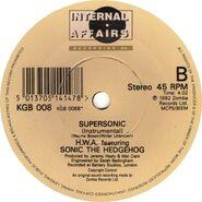 Supersonic HWA B