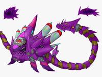 Concept artwork - Sonic Colors - Nintendo DS - 038 - Nega-Wisp Armor