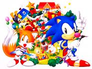 Sonic Screen Saver art 34