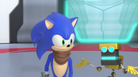 Sonic and Cubot