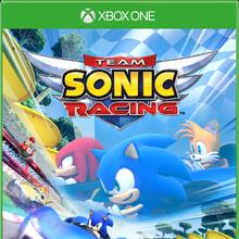 Team Sonic Racing - Portada Xbox One.png