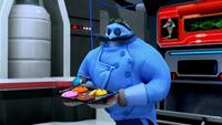 SB S1E08 Blue Eggman cookies