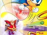Sonic the Hedgehog (Troll Associates book)