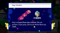 Sonic Runners Amy Controls