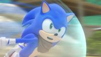 S1E34 Sonic run