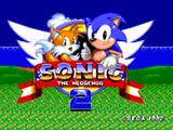 Sonic the Hedgehog 2 (Prototipo de Simon Wai)