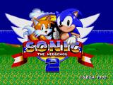 Sonic the Hedgehog 2 (Simon Wai prototype)