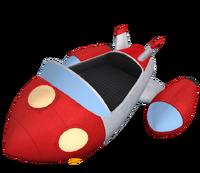 SASASR Car Model 01
