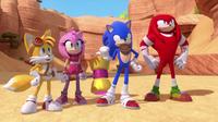 SB S1E21 Team Sonic canyon