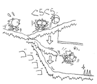 Sketch-Marble-Garden-Zone-Earthquake