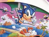 Sonic the Hedgehog 2 (8 bits)