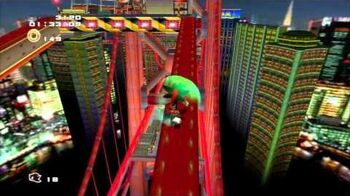 Sonic_Adventure_2_(PS3)_Radical_Highway_Mission_1_A_Rank