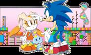 Sonic Channel 2021 05