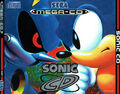 Sonic cd eu box