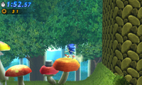 Mushroom (colourful)