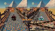 Pyramid Race 23