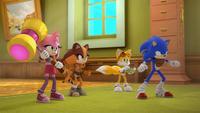S1E32 Team Sonic
