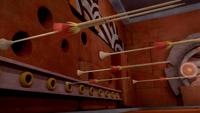 SB S1E22 Temple wall darts