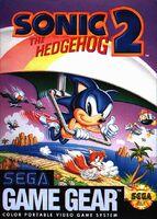 Sonic 2 GG US