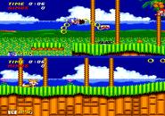S2 eggman gameplay