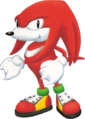 Sega World Sydney Knuckles