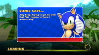 Sonic Hint 55
