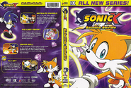 Sonic X ENG DVD 3