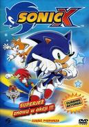 Sonic X PL DVD 1