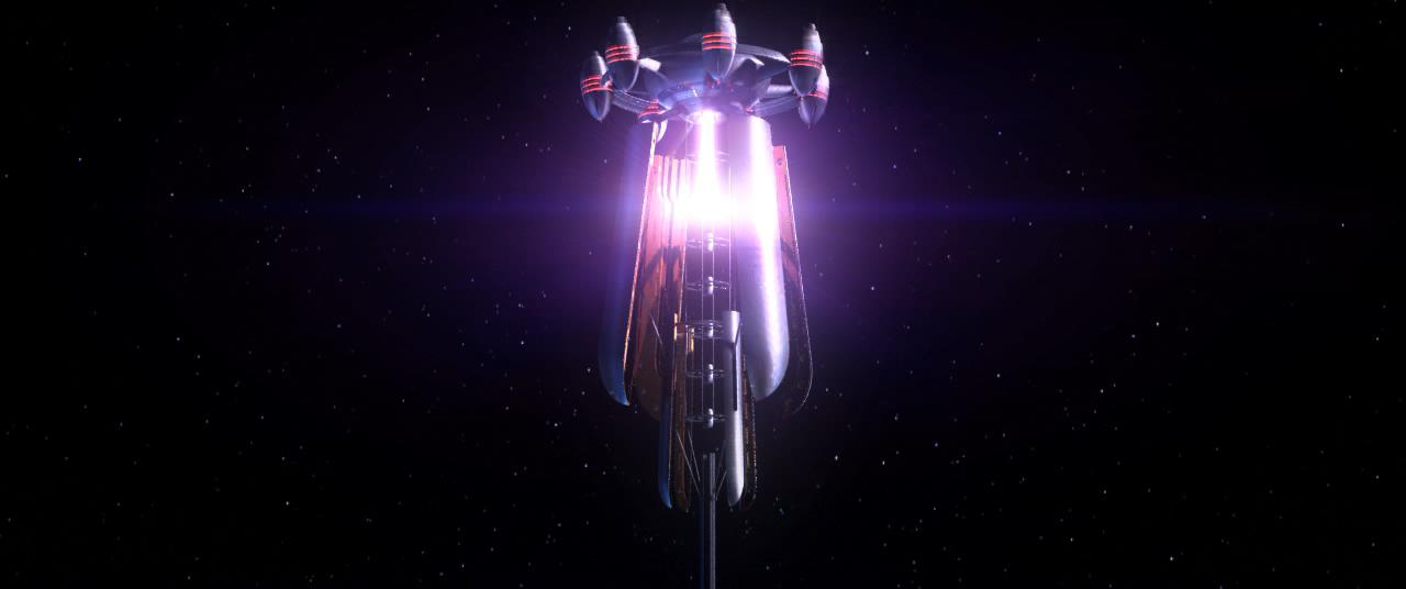Chaos Energy Cannon