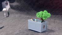 SB S1E26 LBS dumpster