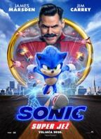 Sonic Super Jež Plakat