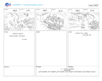 The Curse of the Buddy Buddy Temple storyboard 16