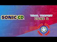 Tidal Tempest Zone 2 - Sonic CD
