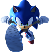 Unleashed Sonic art 4